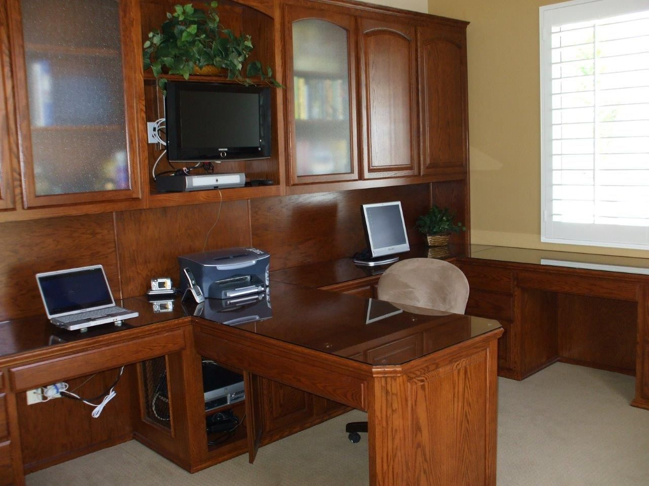 Custom Built Desks Home Office Furniture For Check More At Http