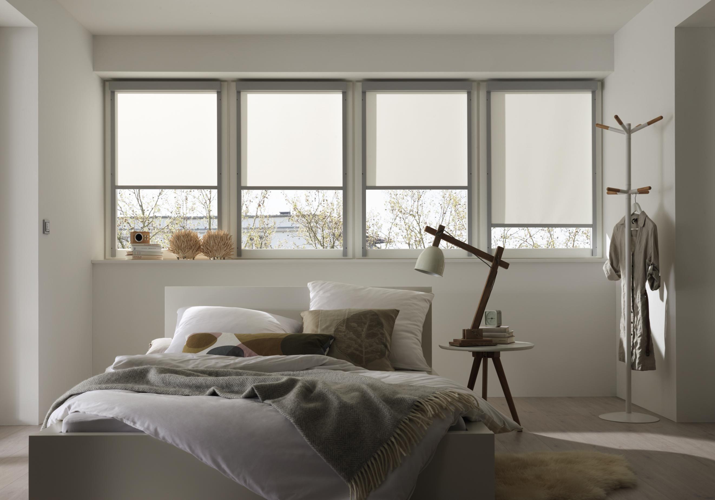 Sonnenschutz schlafzimmer - Dekorationsvorschlage fur gardinen ...