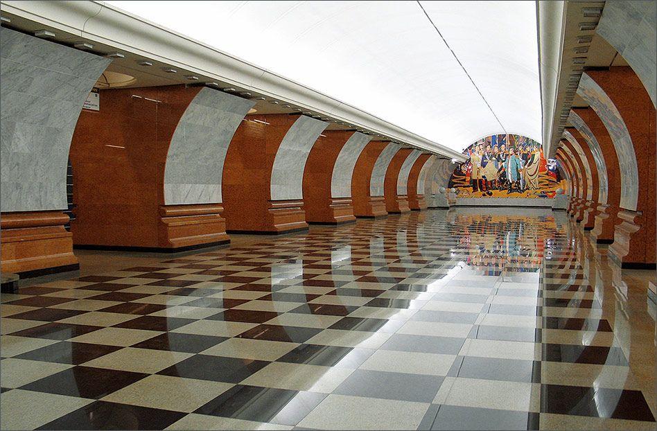 станции московского метро фото: 31 тыс изображений найдено ...