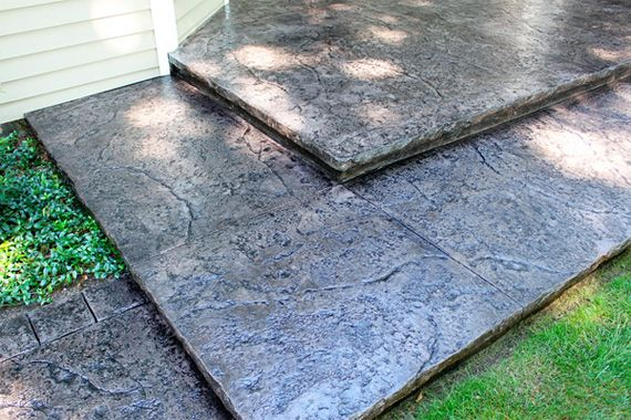 High Quality Pros And Cons Of Stamping Concrete
