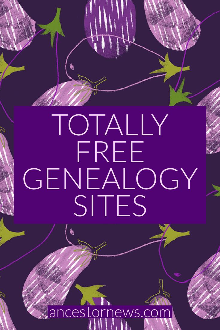 Best Free Genealogy Sites #genealogy