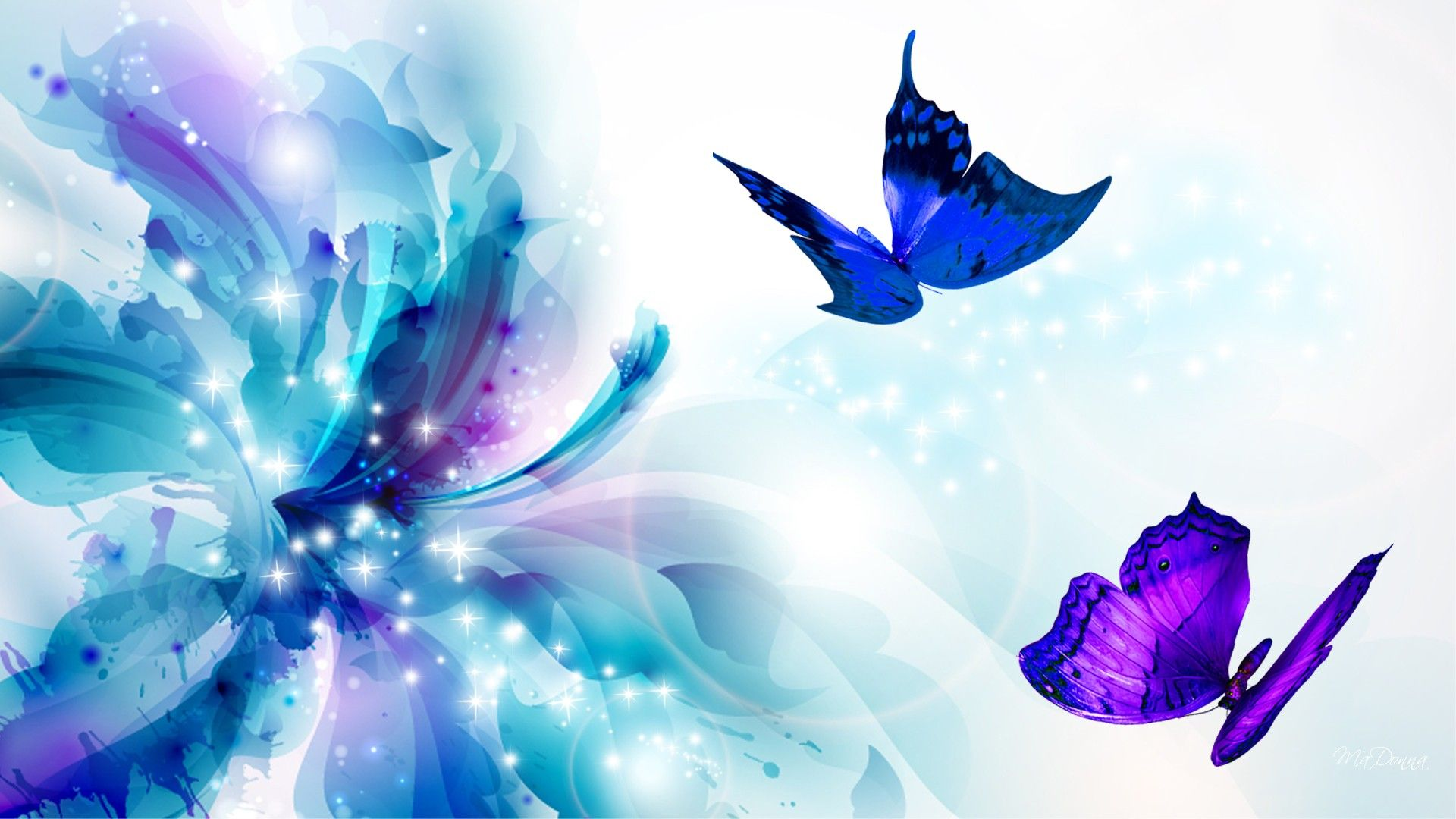 Mystical backgrounds this mystical flower shine - Mystical background pictures ...