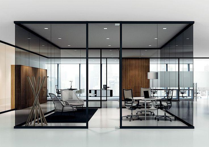 dark aluminum door frames office space - Google Search | FW ...