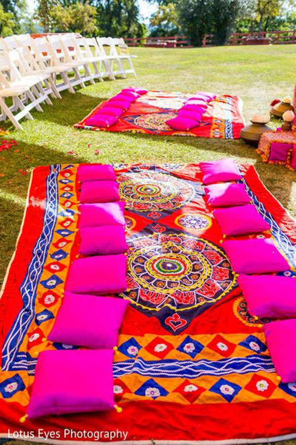 The biggest trends in diy mehndi decoration ideas weve seen this looking for trending diy mehndi decoration ideas catch up on the biggest trends we indian decorationindian wedding junglespirit Image collections