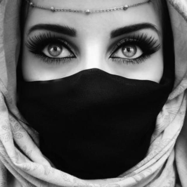 Pin By Sarah Saleh On Your Pinterest Likes Girls Eyes Arab Beauty Beautiful Hijab