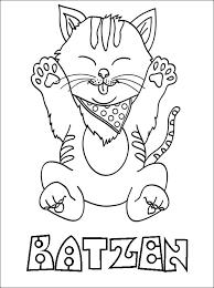 katzenbilder zum ausmalen - ausmalbilder katzenbilder