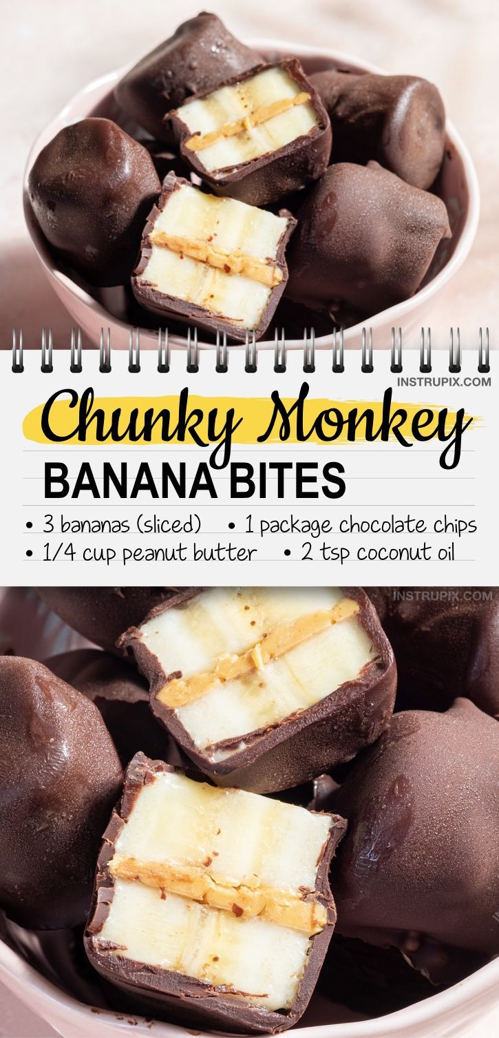 Fun Snack Ideas For Kids (Quick, Easy & Healthy!)