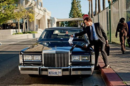 The Lincoln Lawyer 1986 Lincoln Town Car Movie Cars Cars