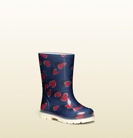 grande collezione metà prezzo buon servizio Gucci - stivale da pioggia