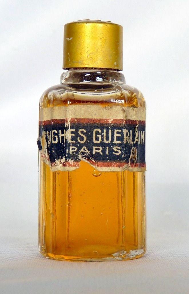 Guerlain Rare Miniature Vintage Perfume FullEbay Hughues Bottle 4RcS3jLq5A