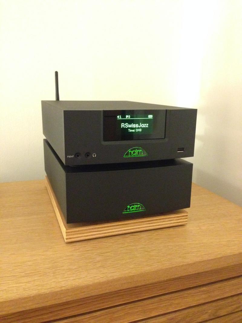 System Pics 2014 | Naim Audio Forums - Lewis | Michael's Place