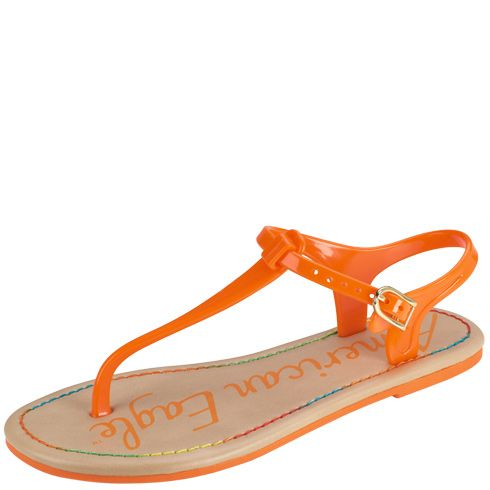 ca5b0971a515c Women s American Eagle Sunscreen Jelly Sandal Payless Shoe Source.  7.00 -  size 12