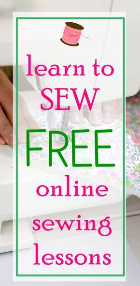 Top 12 Free Online Basic Sewing Classes For Beginners Sewing