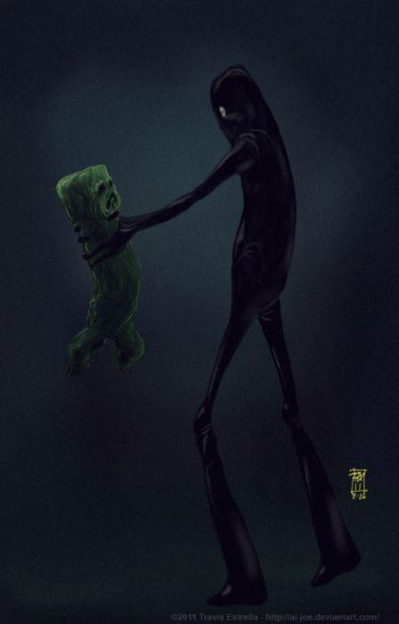 Real Life Enderman Creeper Vs Endermen Is The Endermen The New