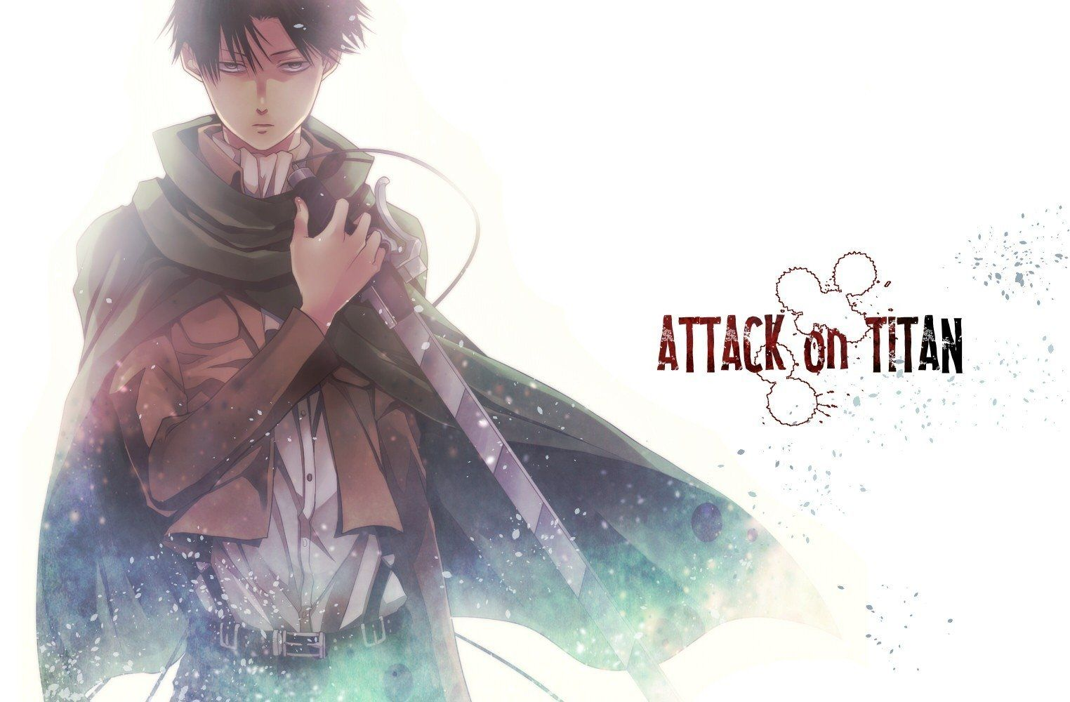 Anime Attack On Titan Levi Ackerman Attack On Titan Shingeki No