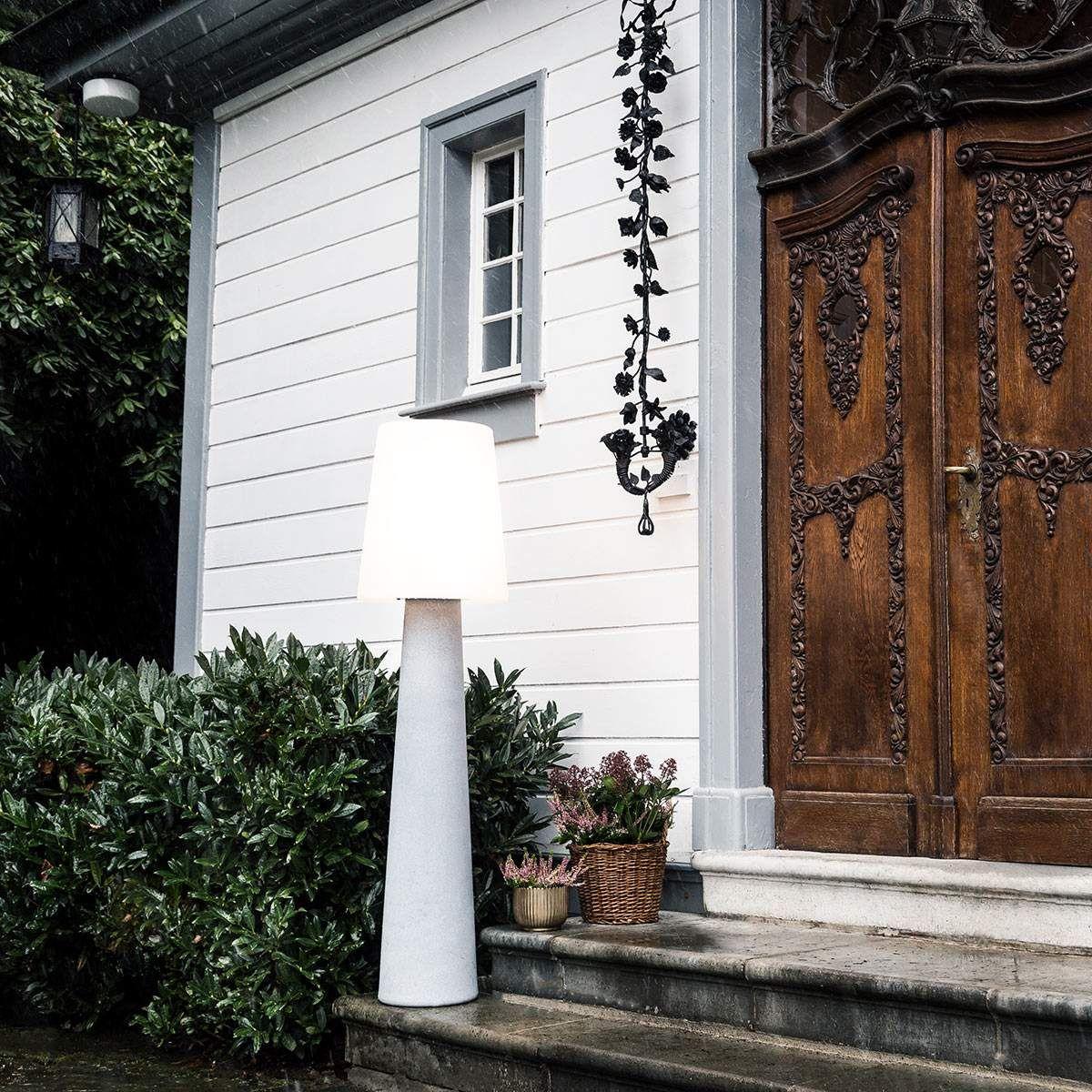 Moderne Garten Dekoleuchte No 1 Von 8 Seasons Led Stehlampe