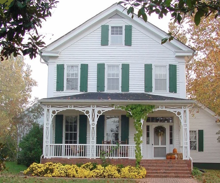 The Gaither Plantation is a historical site in Newton County GA.