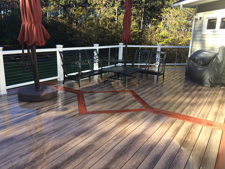 Deck design for style in 2020 azek decking azek deck