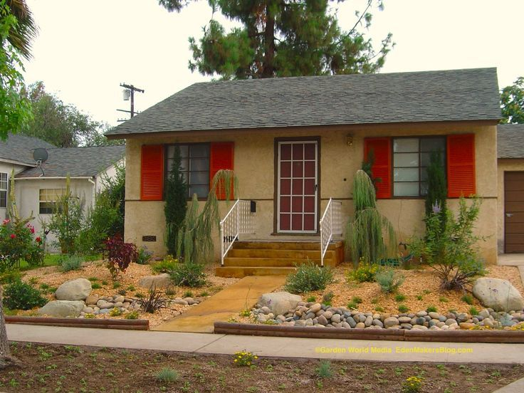 Image Result For Drought Tolerant Front Yard Designs