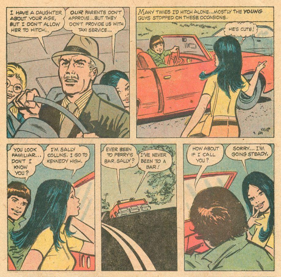 drive in movie comics - Google Search