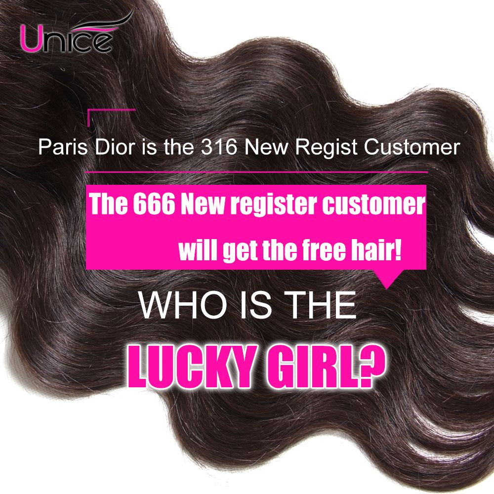 Unice Hair Brazilian Hair Bundles Remy Hair Extensions And Remy Hair