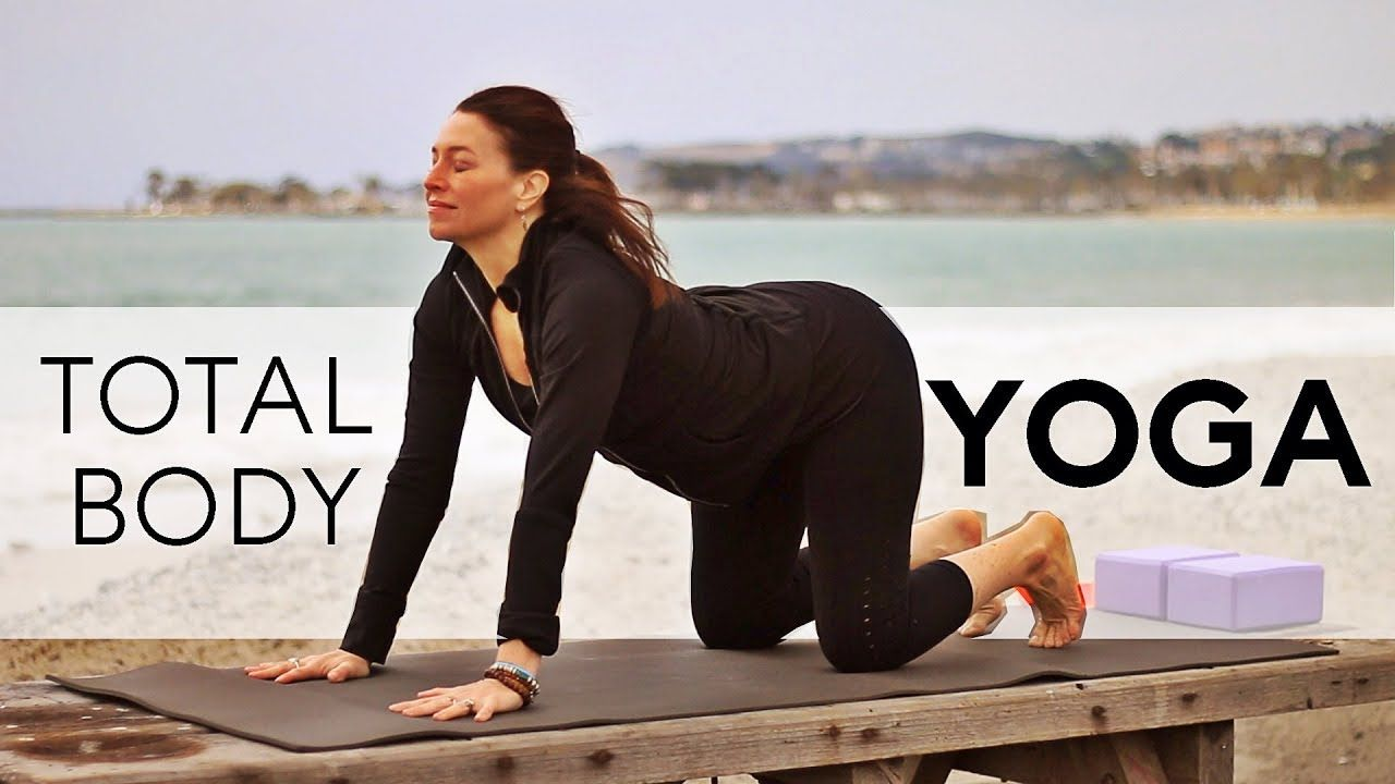 Total Body Yoga Flow For Strength and Flexibility