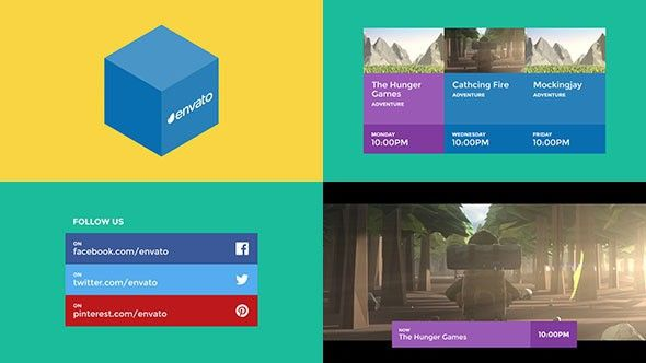 Download Cube - Broadcast Package | Broadcast, Packaging, Cube