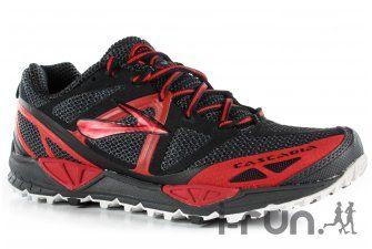 98d998bb282bc Brooks Cascadia 9 M pas cher - Chaussures homme running Trail en promo