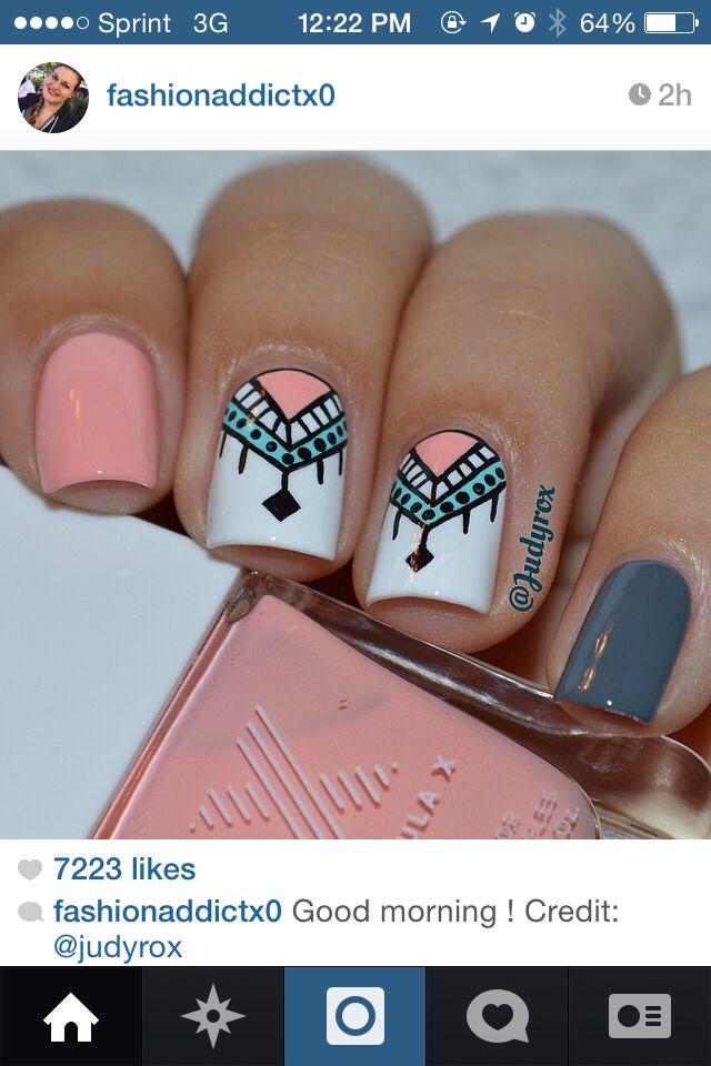 Pin by Aysha-mari Malgra on Nail designs | Pinterest