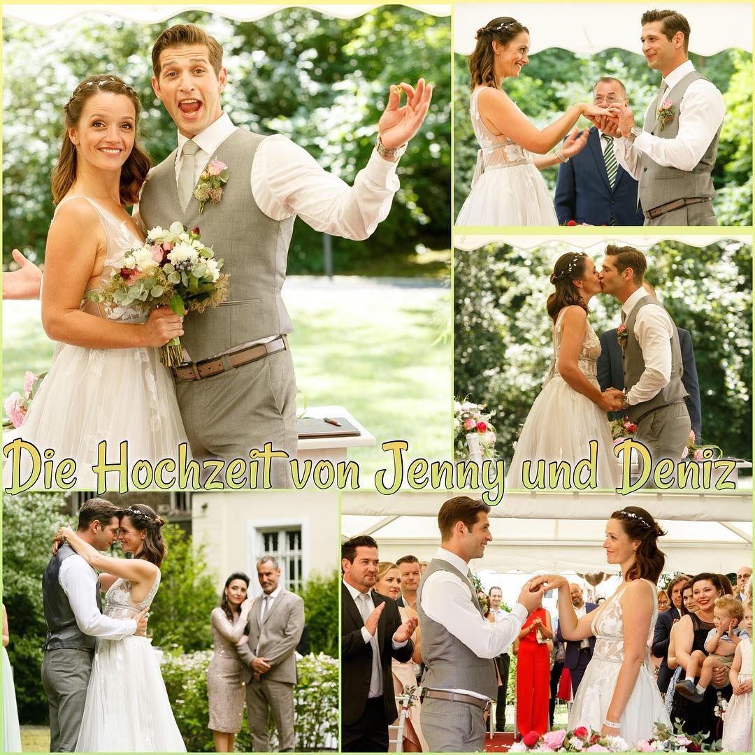 Hochzeitsfieber In Der 3 000 Folge Von Aw Wedding Dresses Bridesmaid Dresses Wedding
