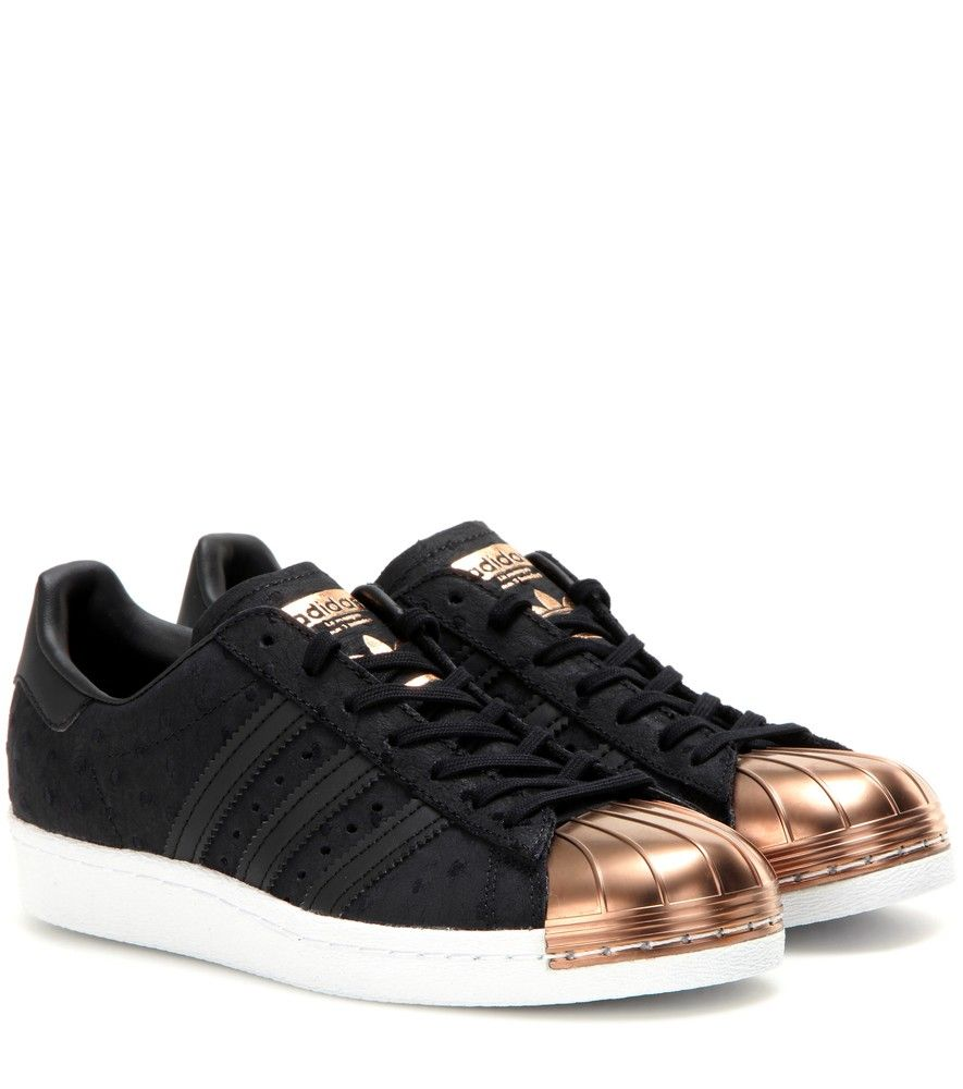 adidas originals superstar 80s rose gold