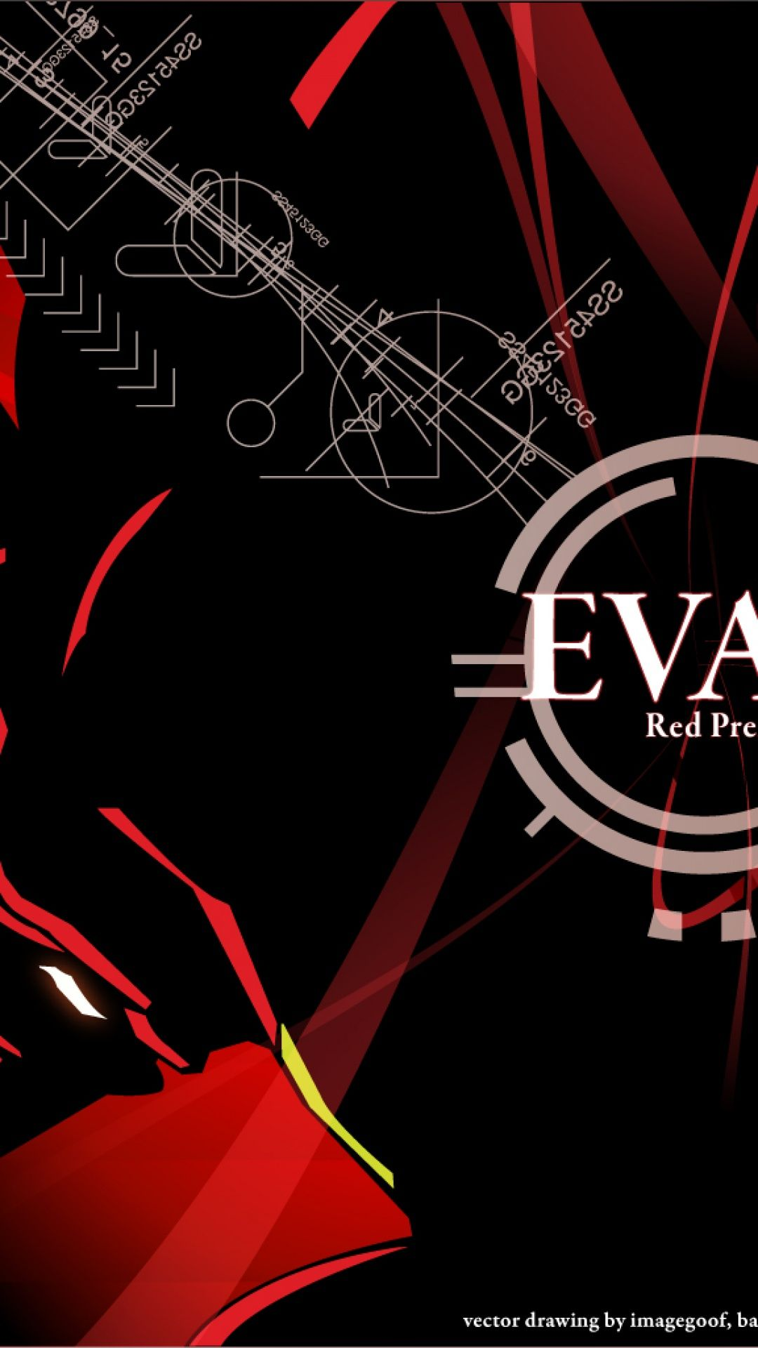 Evangelion Wallpaper Iphone Wallpaper Neon Genesis