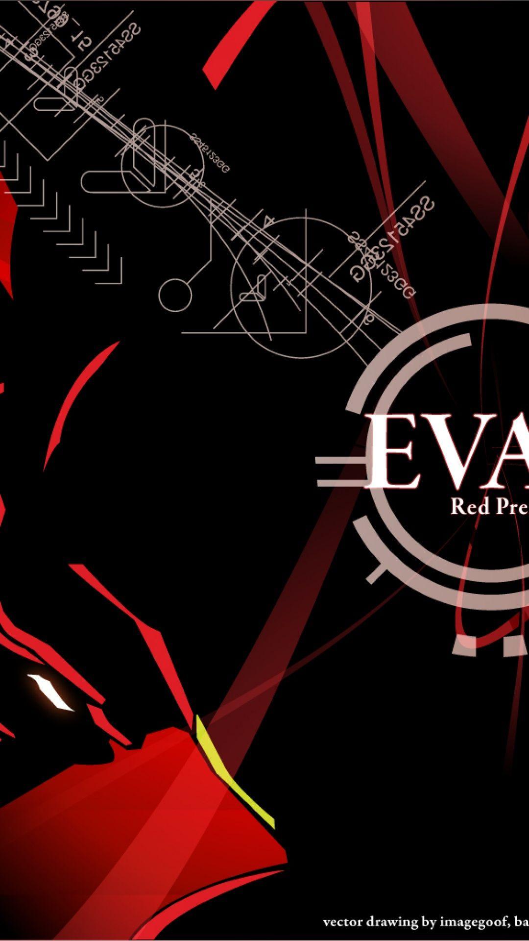Evangelion Wallpaper iPhone Wallpaper Evangelion
