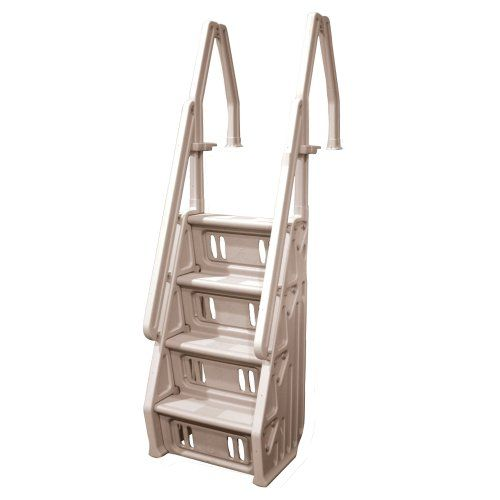 Top 20 Above Ground Pool Ladders And Steps Reviews 2020 In 2020 Pool Steps Above Ground Pool Ladders Above Ground Pool Steps