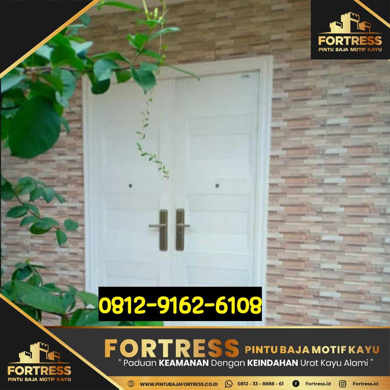 murah mana baja ringan atau kayu pin oleh pintu fortress di 0812 9162 6105 fotress