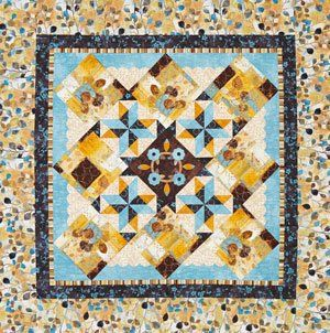 We know you love the quilt projects that appear in American Patchwork &  Quilting® magazine. We took inspiration from projects in the magazine and  created Web-exclusive versions, complete with full instructions as well as  staff color options.