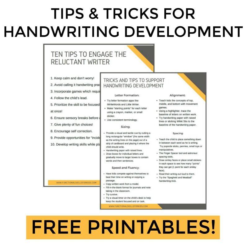 Handwriting tips and tricks Handwriting Pinterest Handwriting