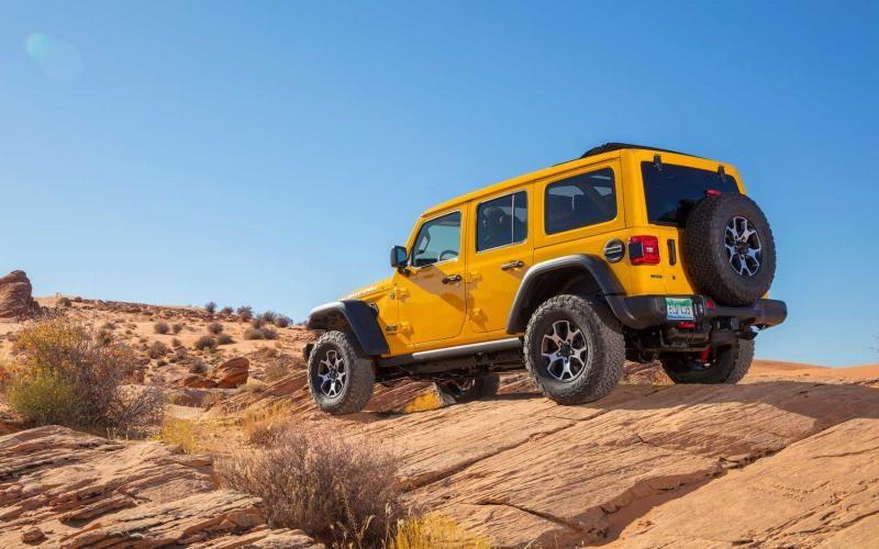 Jeep Wrangler Rubicon 2020 Jeep Wrangler Jeep Wrangler Rubicon Wrangler Rubicon