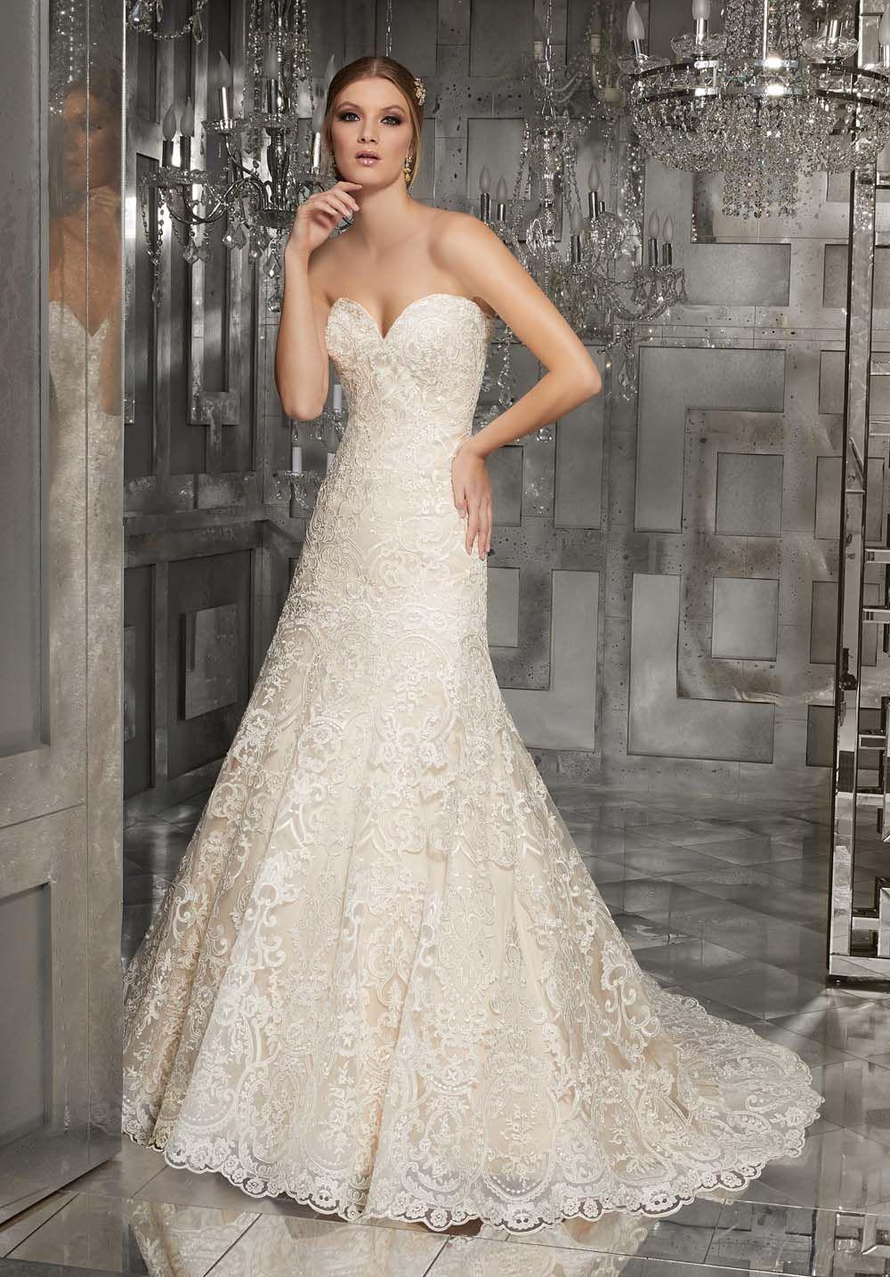 Morilee by madeline gardner spring wedding dresses fashion
