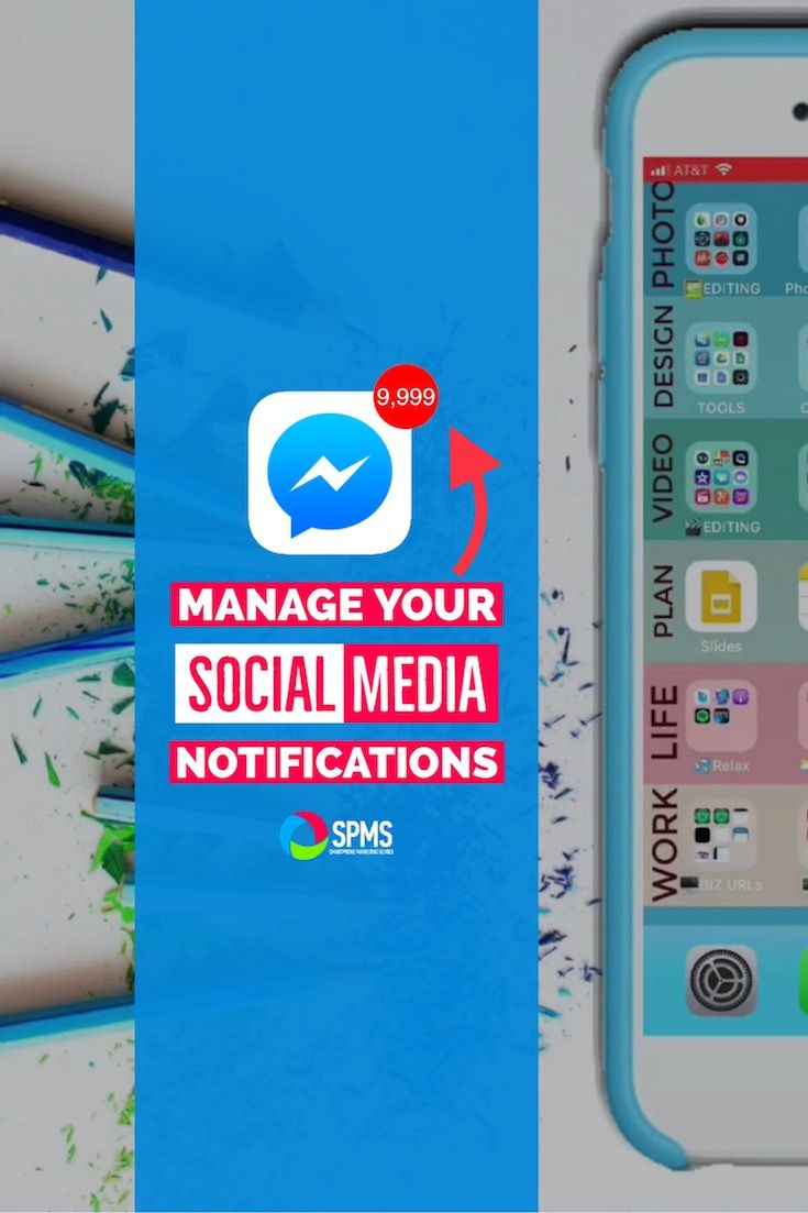 Tame Your Home Screen And Manage Social Media