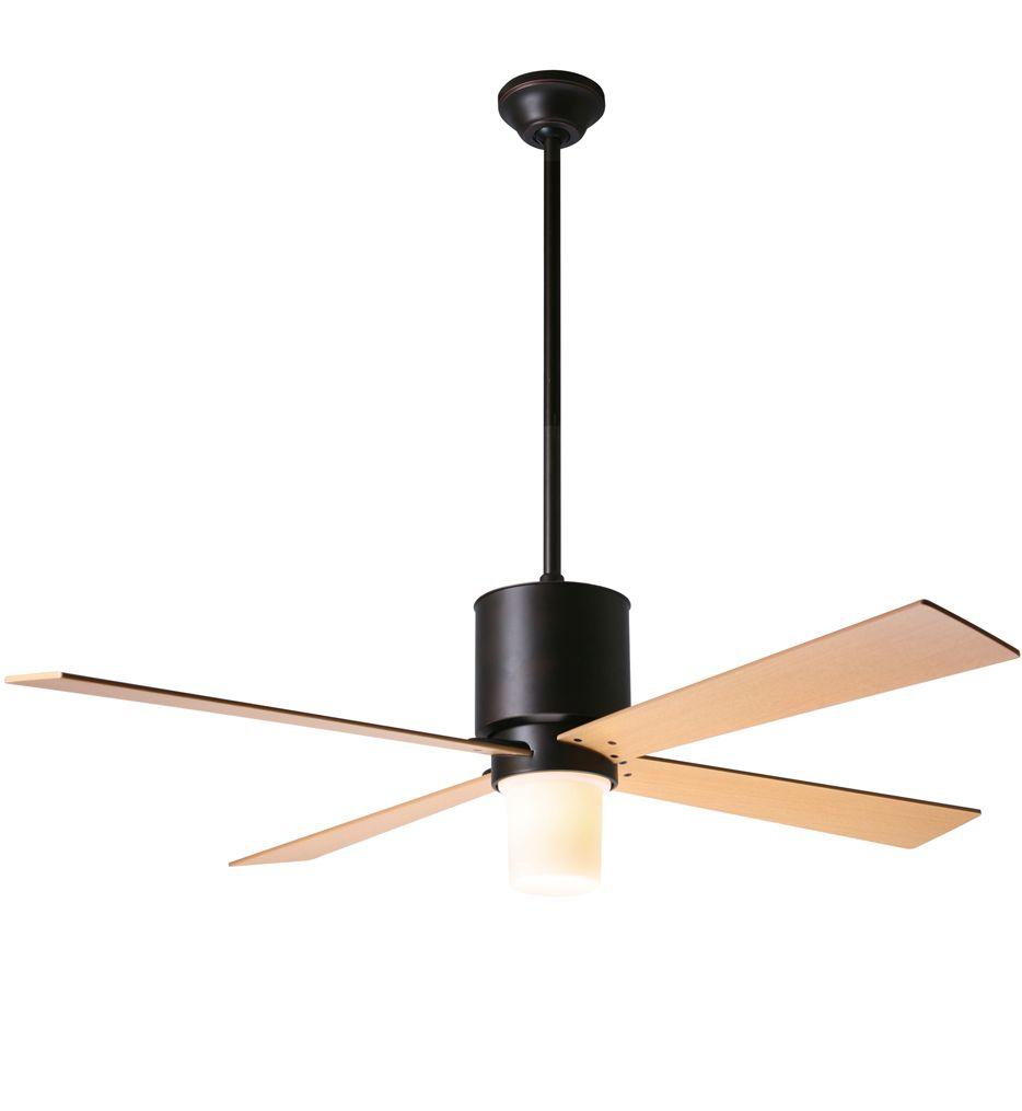 Modern Fan Company Lap Db 50 Wh 552 005 Lapa Dark Bronze Ceiling