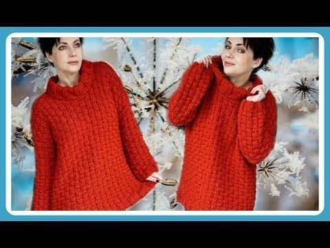 YouTube | Stricken | Pinterest | Pullover stricken, Pullover und ...