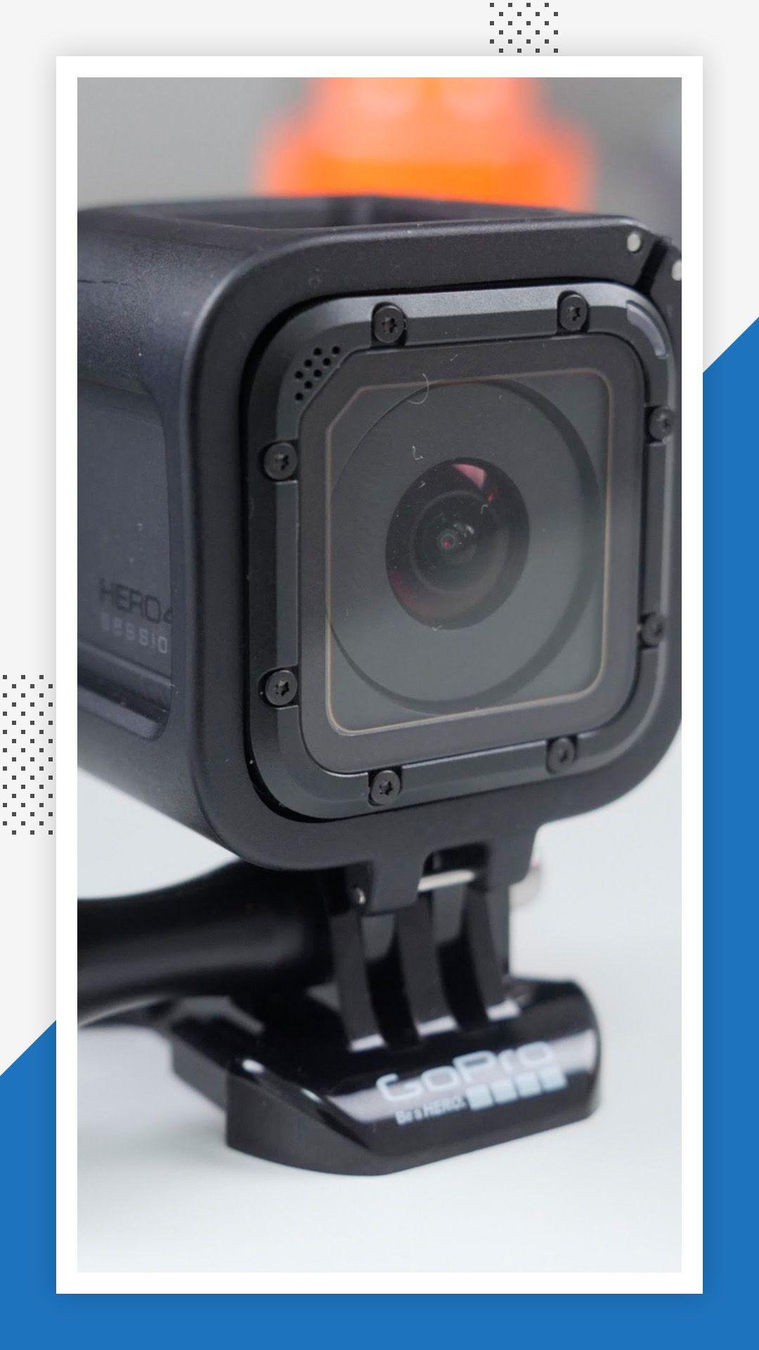 Pin On Gopro Hero4 Session Waterproof Camera 8mp