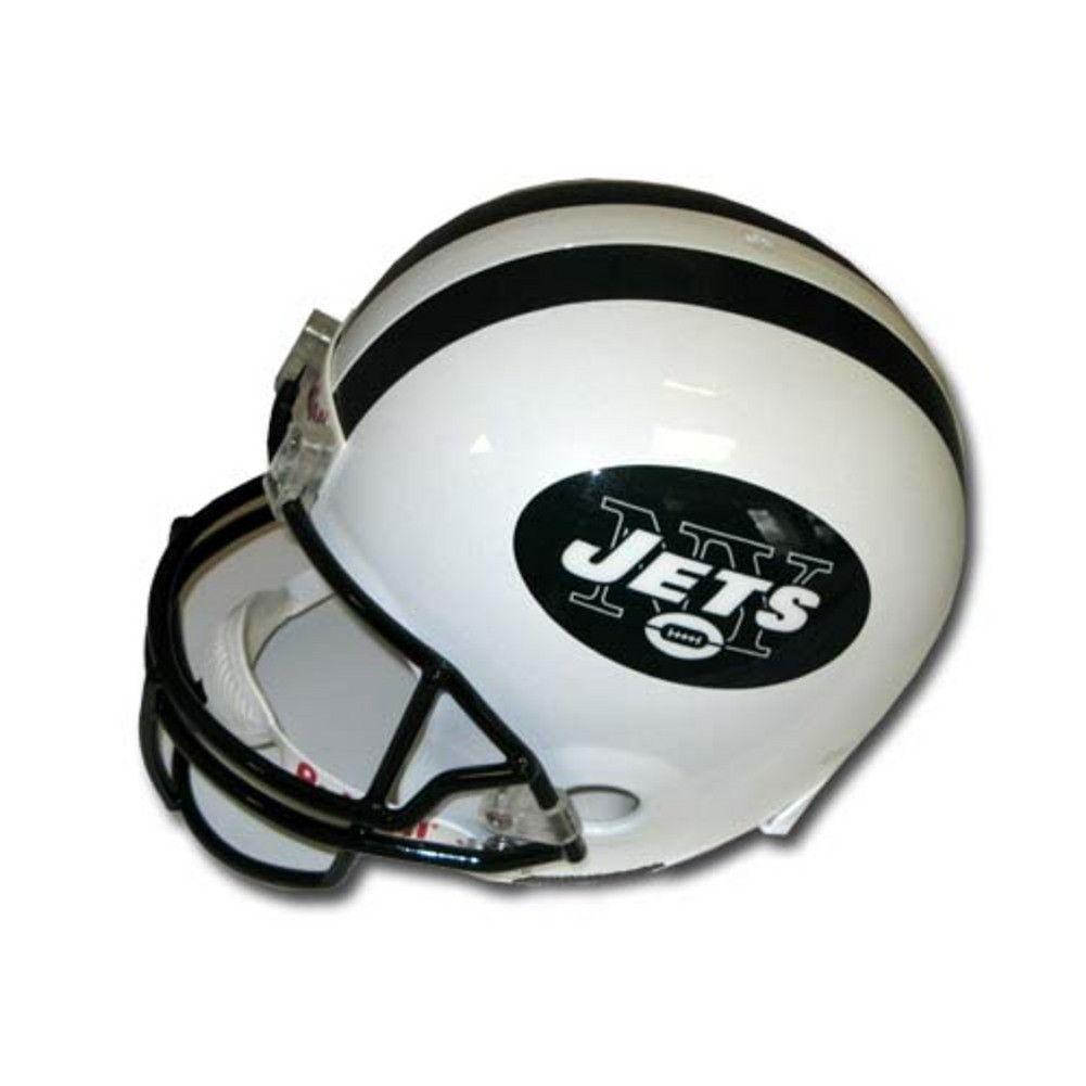 New! Full Size Deluxe Replica Helmet - Jets #NewYorkJets   NFL ...