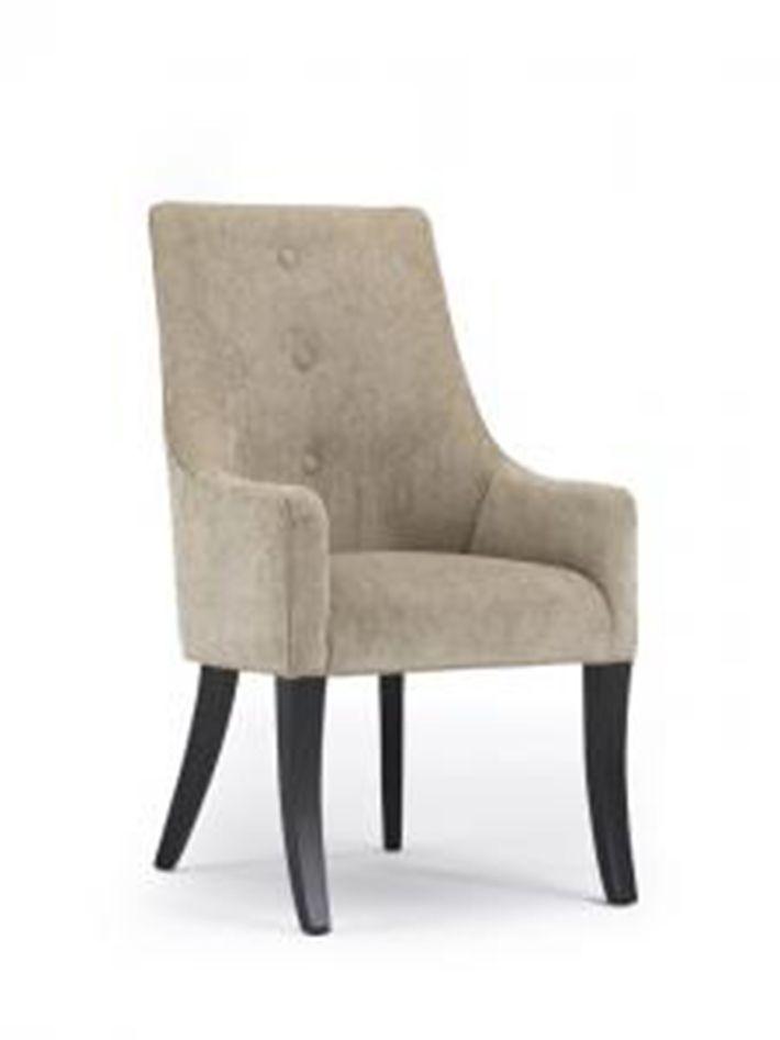 Hickory White Arm Chair 651 67 Hickory White