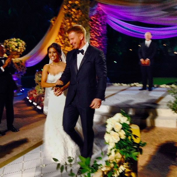 Sean Lowe And Catherine Giudici Wedding Vows My Heart Fills With Love Sprinkles Sean And Catherine Wedding Wedding Celebrity Weddings