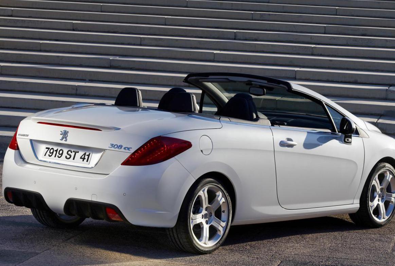 308 CC Peugeot for sale - //autotras.com | Auto | Pinterest ...