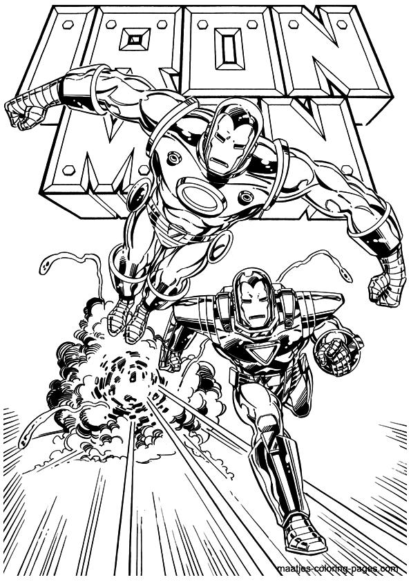 Ironman Tegninger Pinterest