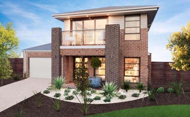Cleo Simonds Homes Simonds Homes Bungalow House Design Facade House
