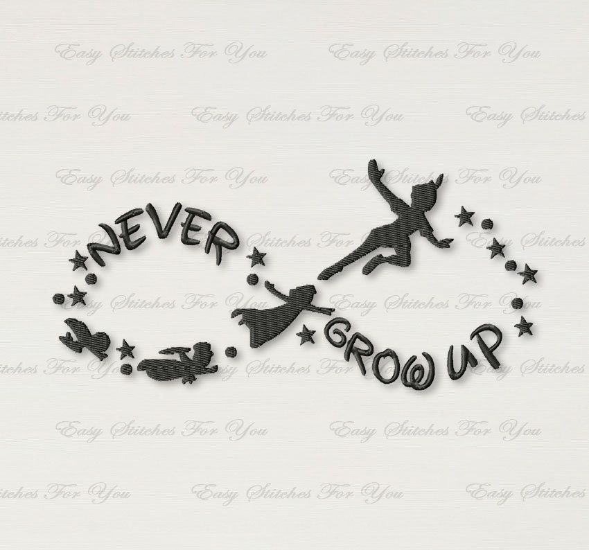 BOGO FREE Peter Pan Machine Embroidery Design Embroidery designs